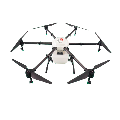 what do drones look like at night