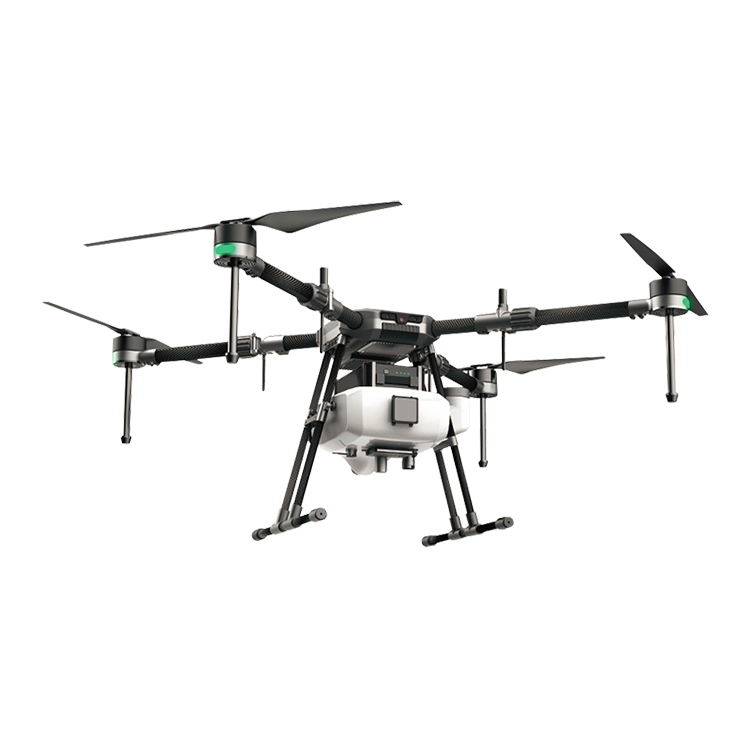 4 rotors plant protection UAV 10KGS agriculture drone sprayer