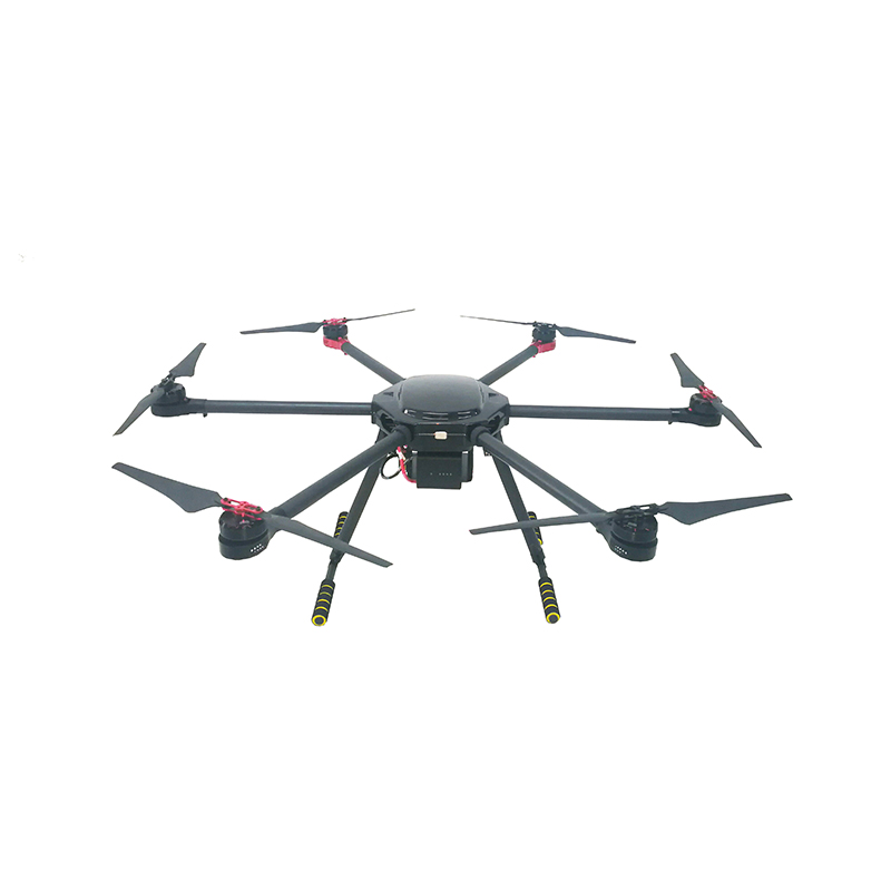 Industrial Drone frame with rotor
