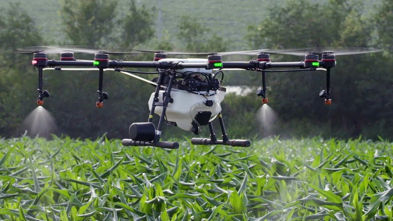 Zimbabwe To Adopt Drones For Agriculture